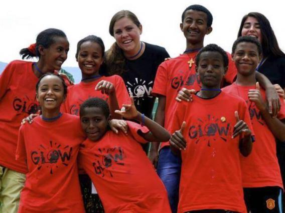 Camp GLOW, UArizona Coverdell Fellow